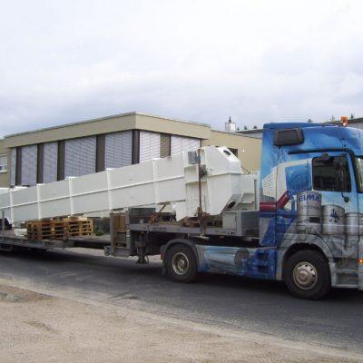 Becherwerk - Becherwerk Transport (016)